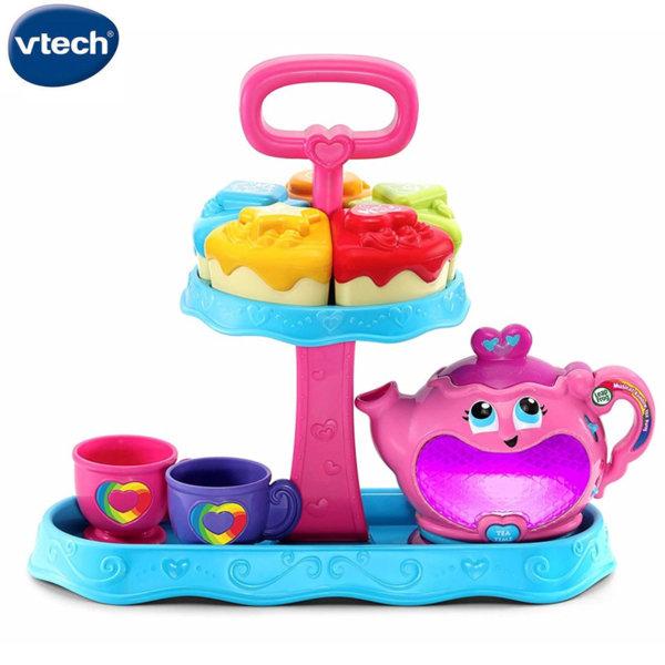 Vtech Музикален комплект за чай 603203