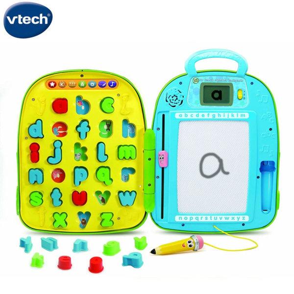 Vtech Моите първи букви в раничка 603403