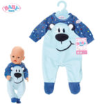 Baby Born Ританки сини 824566