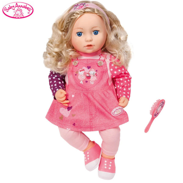 Baby Annabell Кукла София 43см 700648