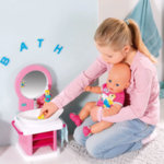 Baby Born Комплект за миене на зъбки на кукла 827093