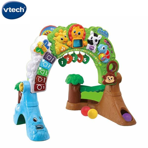 Vtech Бебешка активна гимнастика Сафари 604503
