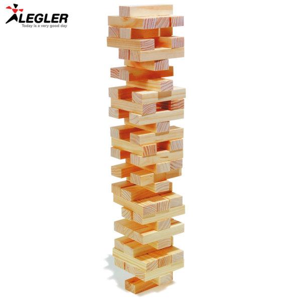 Legler Дървена балансова кула Дженга 8004