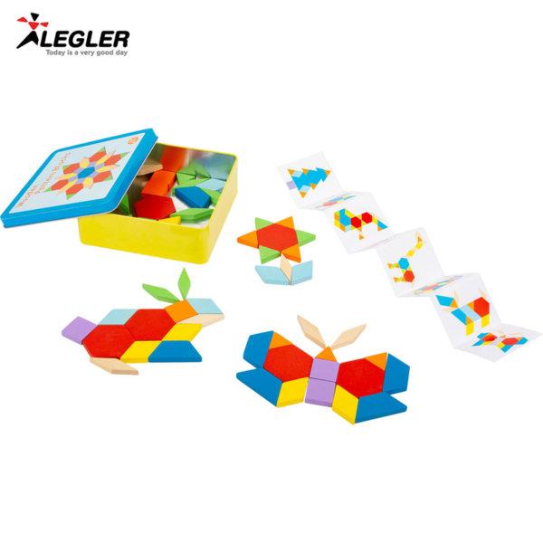 Legler Дървена игра Танграм 11357