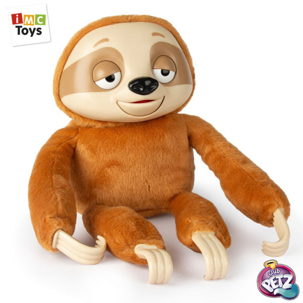 IMC Toys Интерактивен ленивец Mr.Slooou 90101
