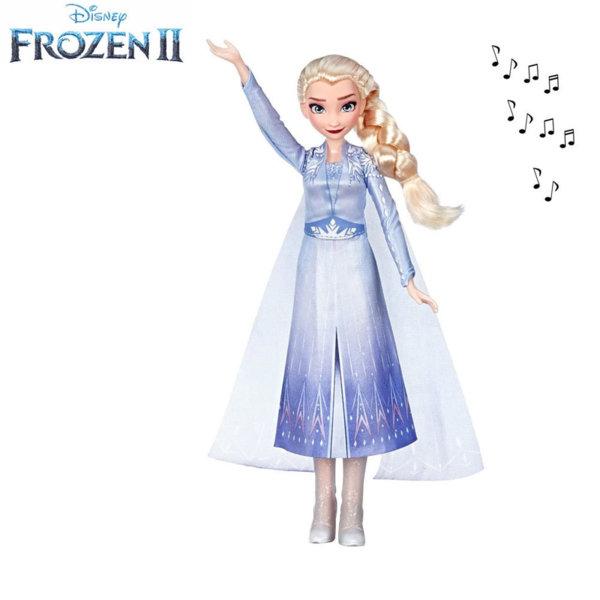 Disney Frozen II Пееща кукла Елза E6852