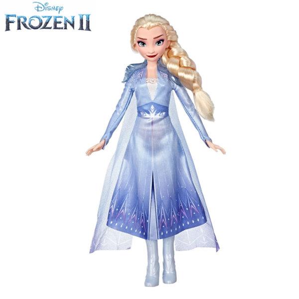 Disney Frozen II Кукла Елза Замръзналото Кралство 2 E5514-E6709