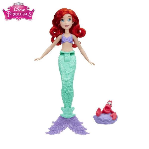 Disney Princess Кукла Ариел с променящ цвят E0053