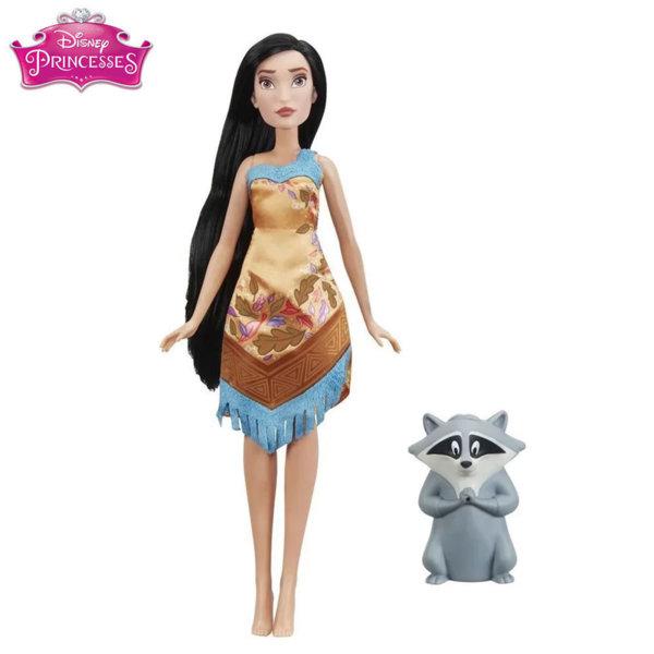 Disney Princess Кукла Покахонтас с променящ цвят E0053