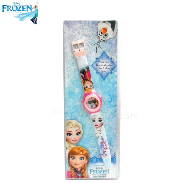 Disney Frozen Детски часовник Замръзналото кралство 17823