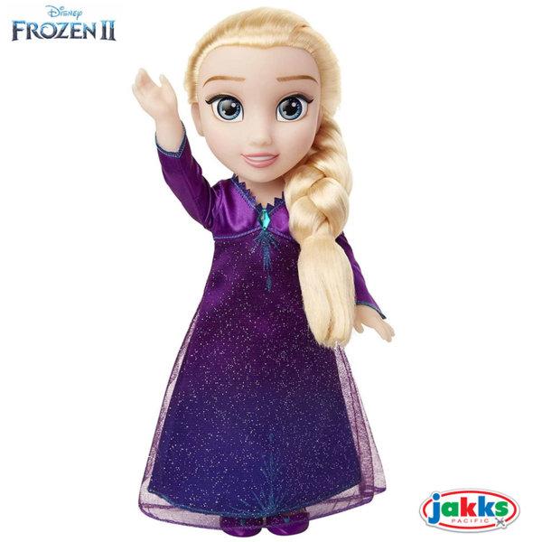 Disney Frozen II Пеещата кукла Елза Замръзналото Кралство 2 207474