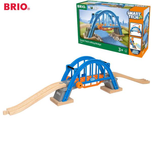 Brio Smart Tech Повдигащ се мост 33961