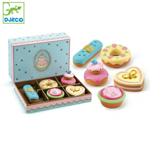Djeco Кутия със сладки за принцеси DJ06523