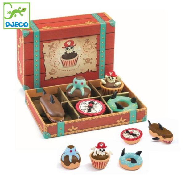 Djeco Кутия със сладки за пирати DJ06524