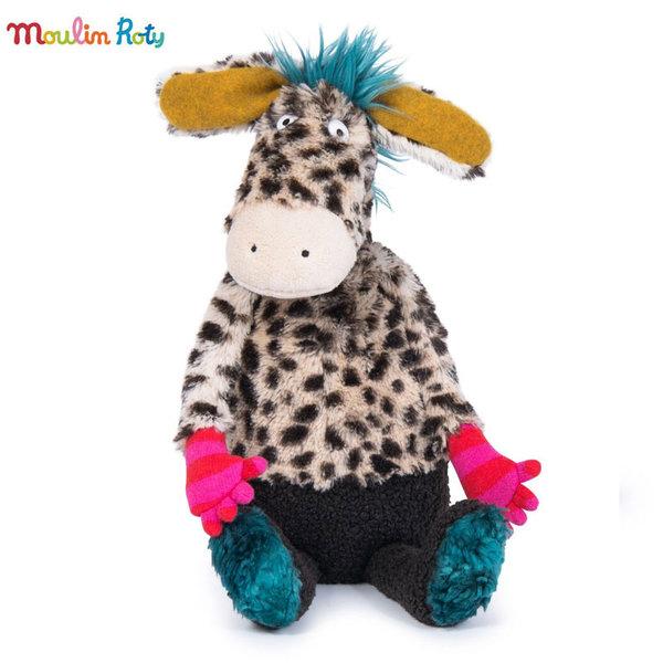Moulin Roty Плюшена играчка Plok the leopard 716024