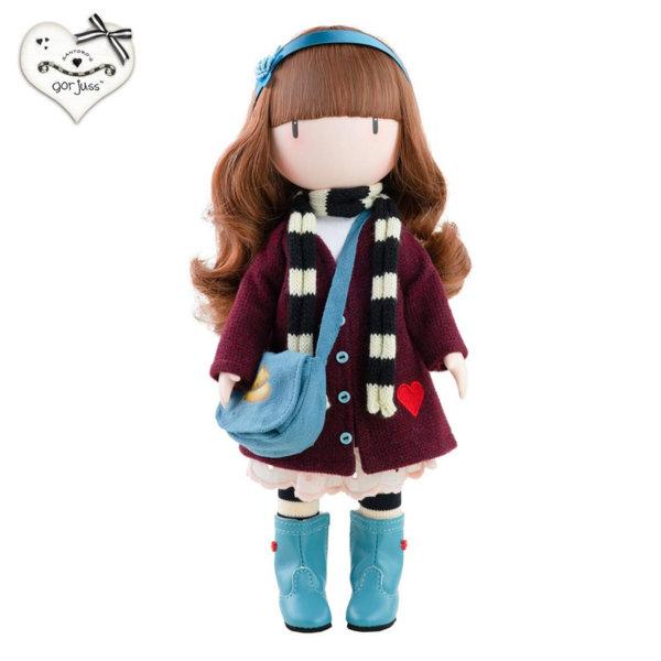 Gorjuss Кукла Little Foxes 32см 4915