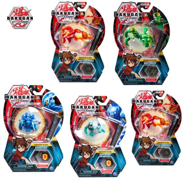 Bakugan Battle Planet Комплект 1 топче 6045146
