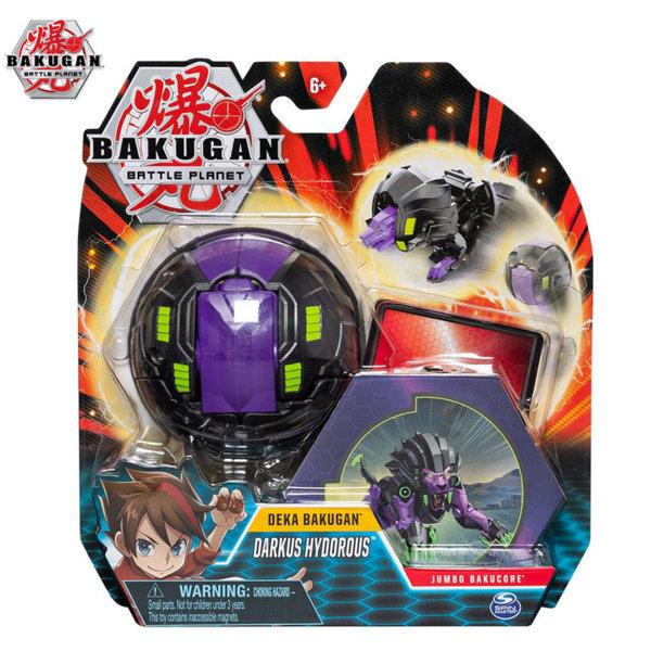 Bakugan Battle Planet Комплект 1 топче Ultra Ball Deka Darkus Hydorous 6051238