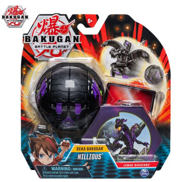 Bakugan Battle Planet Комплект 1 топче Ultra Ball Deka Nillious 6051238