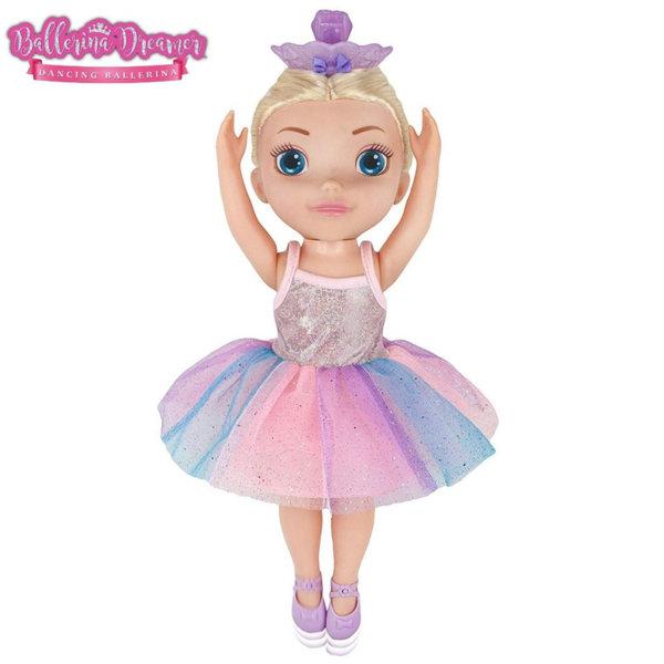 Танцуваща кукла балерина Dreamer 7229