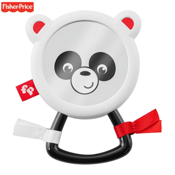 Fisher Price Дрънкалка панда GGF02