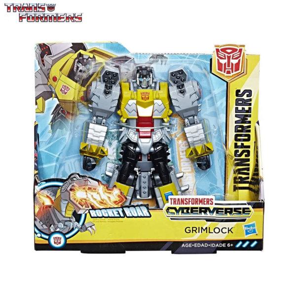 Transformers Киберсвят Ултра Grimlock E1908