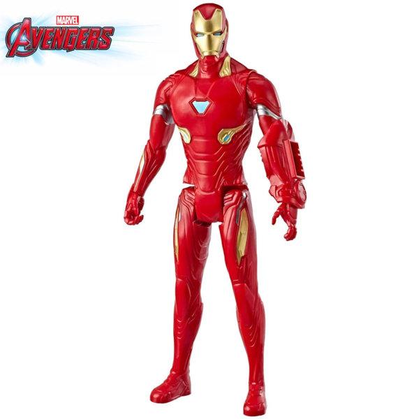 Marvel Avengers Железния човек фигура 30см Iron Man Action E3918