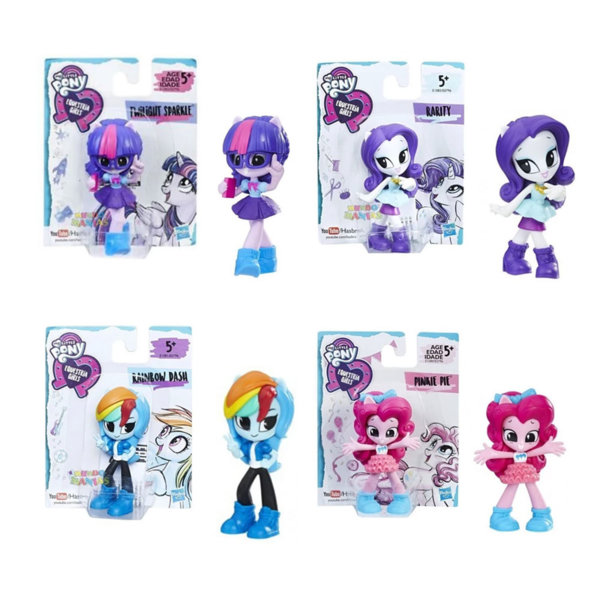 My Little Pony Equestria Малкото пони Екуестрия малка кукла E0796