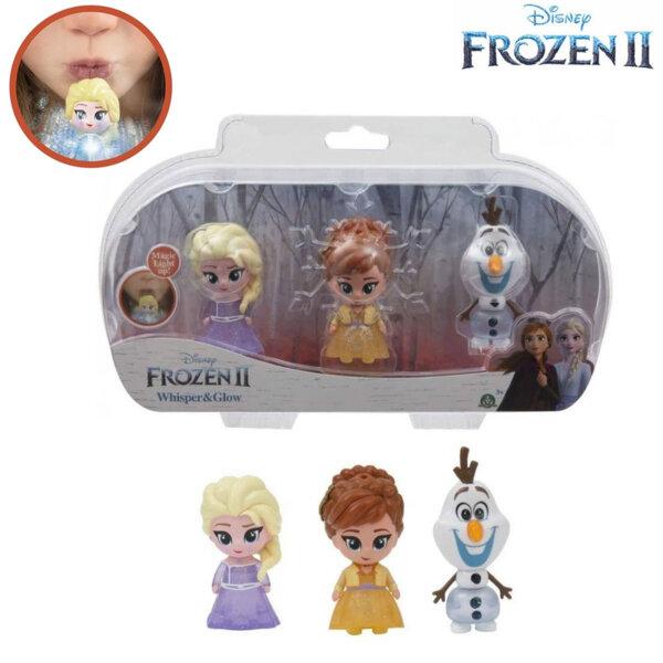 Disney Frozen II Фигури Духни и Освети 3 броя Замръзналото Кралство II FRN75000