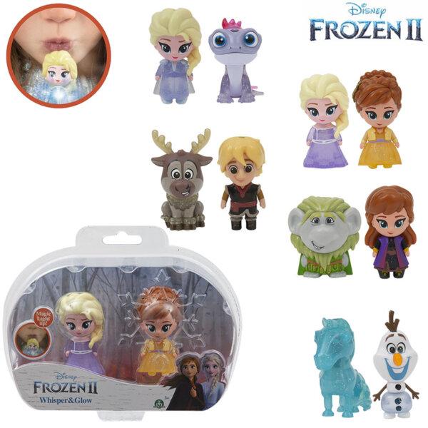 Disney Frozen II Фигури Духни и Освети 2 броя Замръзналото Кралство II FRN74000