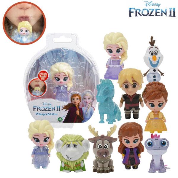 Disney Frozen II Фигура Духни и Освети Замръзналото Кралство II FRN72000