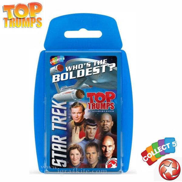 Top Trumps Игра с карти Star Trek WM01441