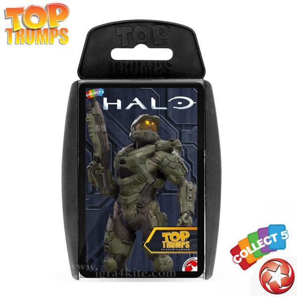 Top Trumps Игра с карти Halo WM01502