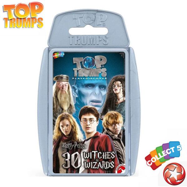 Top Trumps Игра с карти Harry Potter WM01649