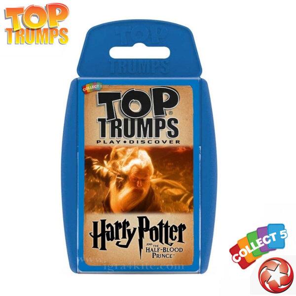 Top Trumps Игра с карти Хари Потър и Нечистокръвния принц WM23016