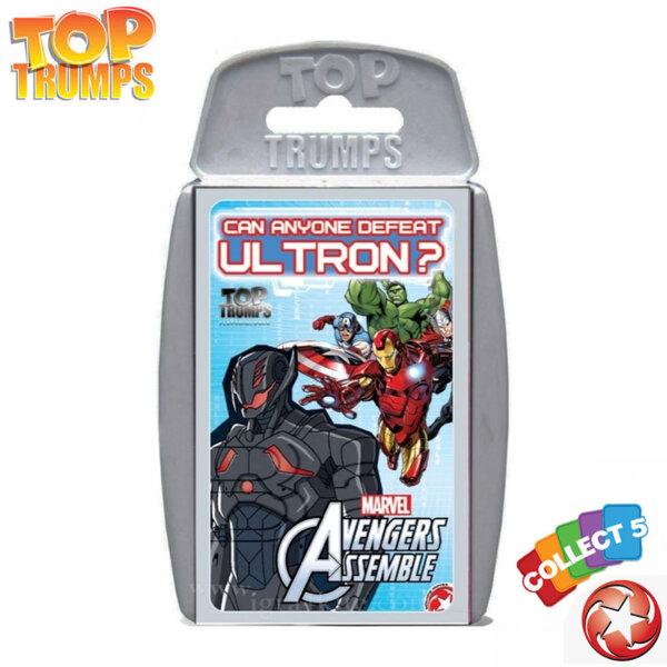 Top Trumps Игра с карти Avengers WM23993