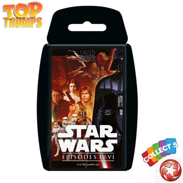 Top Trumps Игра с карти Междузвездни войни WM27304