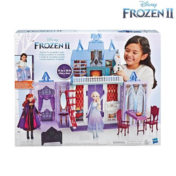 Disney Frozen II Преносим замък Арендел E5511