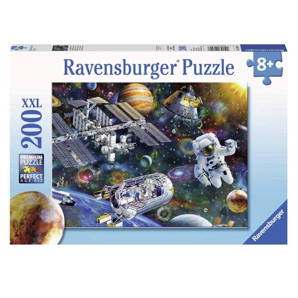 Ravensburger Детски пъзел Космическо изследване 200 XXL части 12692