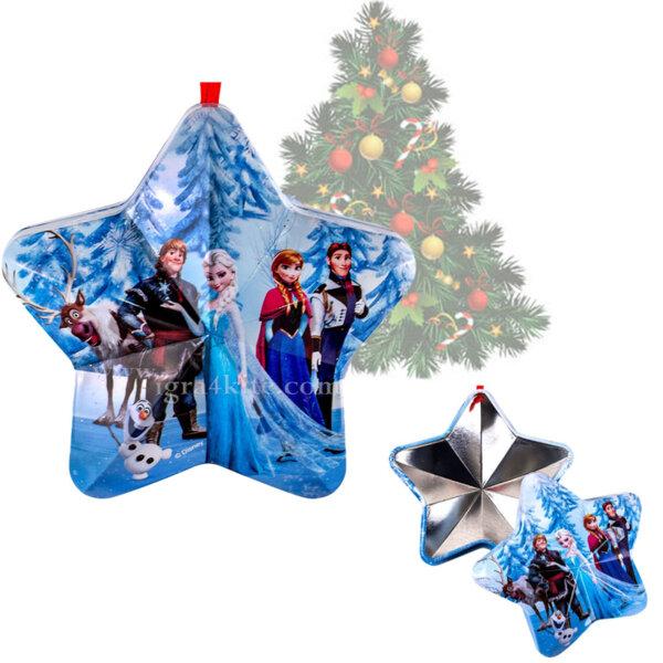 Disney - Коледна играчка за елха Дисни Замръзналото кралство 81174