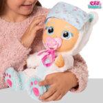 IMC Toys Плачеща кукла Болно бебе Crybabies Kristal 98206
