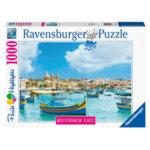 Ravensburger Пъзел Средиземноморие: Малта 1000 части 14978