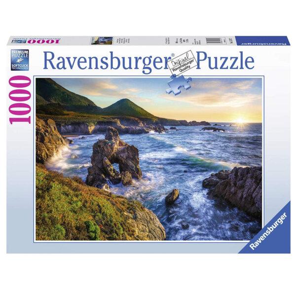 Ravensburger Пъзел Залез на морския бряг 1000 части 15287