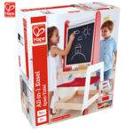 Hape Дървена двустранна дъска за рисуване на колела H1055