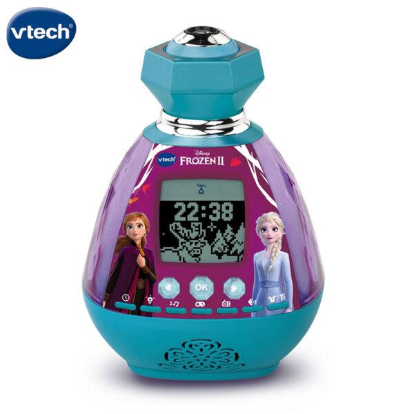 Vtech Frozen II Магически будилник с проектор Замръзналото кралство V520603