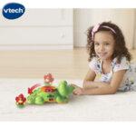 Vtech ZoomiZooz Музикален алигатор с птиче V510703