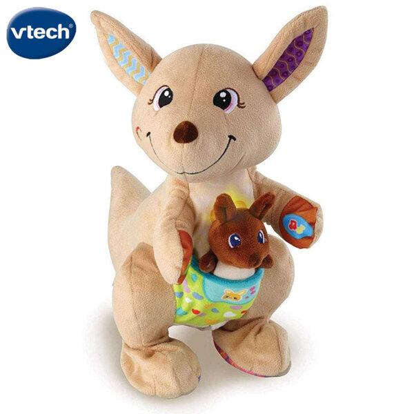 Vtech Интерактивно подскачащо кенгуру Hop-a-Roo V522603