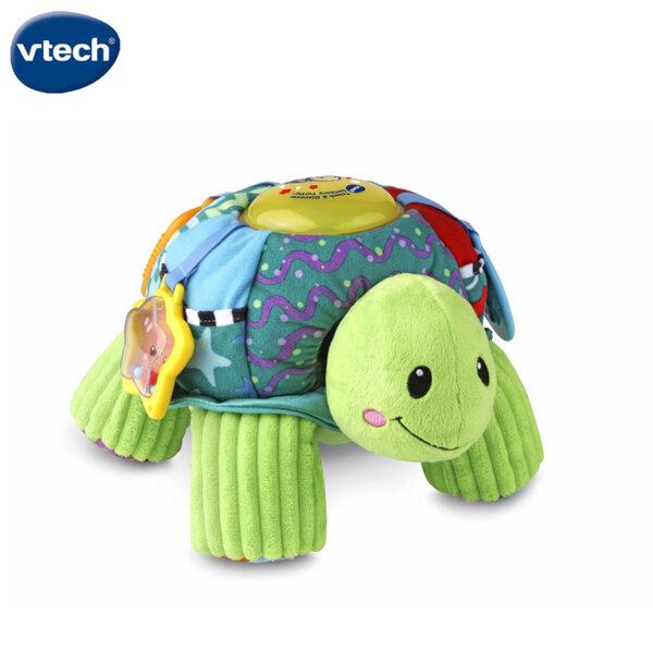 Vtech Плюшена музикална костенурка с активности V501603