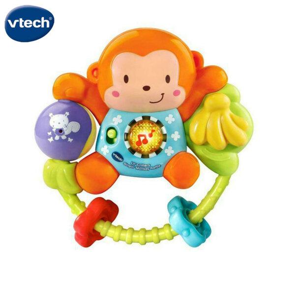 Vtech Музикална дрънкалка маймунка V508303