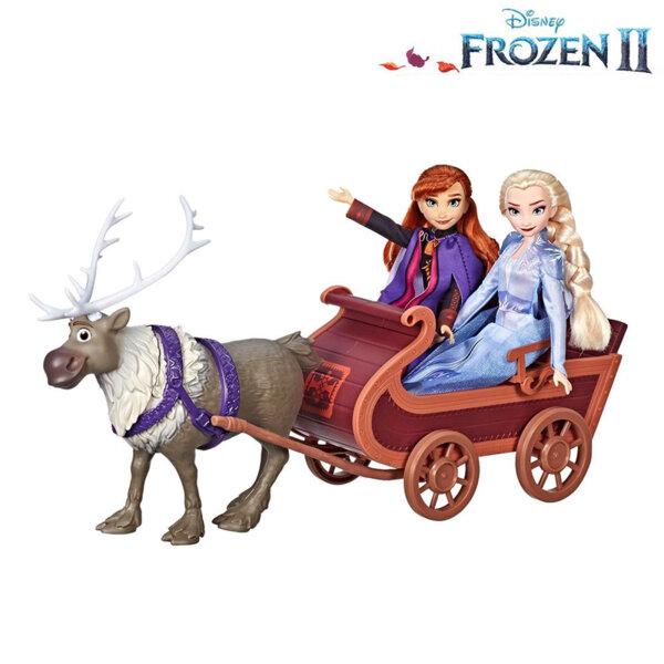 Disney Frozen II  Шейна с елена Свен и Елза и Анна E5501